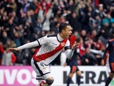 Raúl de Tomás pourrait avoir du temps de jeu à la 'Casa Blanca' la saison prochaine. EFE