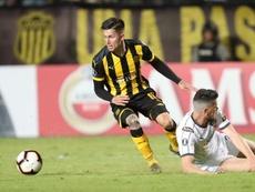 Peñarol quiere sumar su segundo triunfo en el Torneo Intermedio. EFE/Archivo