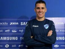 Callejón pide jugar con la Selección de Bolivia. EFE