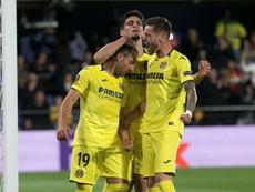 El Villarreal se enfrenta al Leganés. EFE