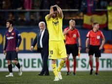 El Villarreal perdió ante el Levante. EFE
