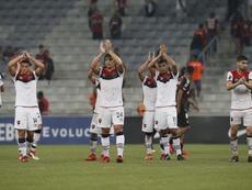 La Copa de la Superliga y su primer día. EFE