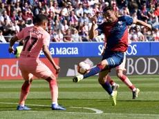 Barcelona e Huesca dividem pontos num jogo sem história. EFE