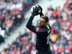 Oblak, Atletico's star player! EFE