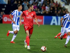 Bale veut rester. EFE