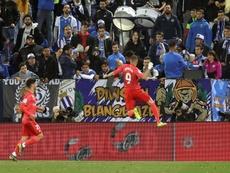 Benzema lleva mejores números que los internacionales franceses a excepción de Mbappé. EFE