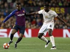 Barça a déjà un remplaçant pour Semedo. EFE