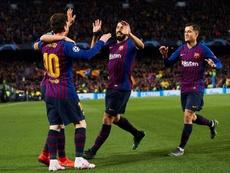 A Lineker no le pasó inadvertida la jugada de Messi. EFE