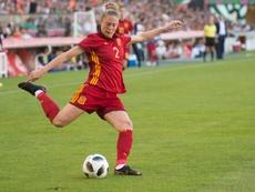 El fútbol femenino español también conquista Australia. EFE