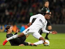 El Atlético quiere a Kondogbia y lo quiere ya. EFE