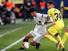 Murthy aconsejó a Ferran Torres que continúe en el Valencia. EFE