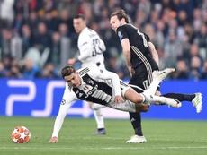 Allegri defende que a sorte está do lado do Ajax. EFE