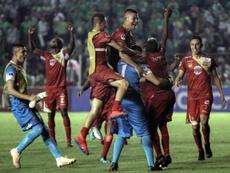Noche de penaltis en la Sudamericana. EFE