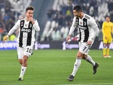 La Juve podría convertirse en campeona este fin de semana. EFE