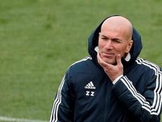 Zidane se dit supporter de l'Algérie et rend hommage au peuple. EFE