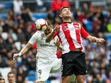 El Athletic podrá jugar al menos en igualdad de condiciones físicas. EFE