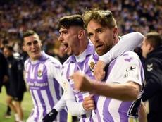 El Valladolid sufrió para doblegar al Girona por la mínima, EFE