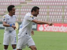 Cruzeiro logró el pase a cuartos de final de Copa Brasileña. EFE/Archivo