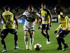 Olimpia obra el milagro en Concepción y rescata un punto. EFE