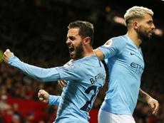 City vence o dérbi de Manchester e dá passo gigante para a conquista da Premier. EFE