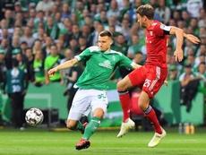El Bayern se clasificó con polémica. EFE