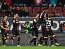 PSG y Barça han cruzado intereses en el Bayer Leverkusen. EFE