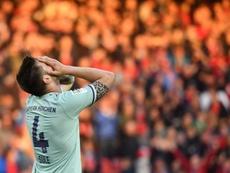 El Bayern salva los muebles ante el penúltimo. AFP