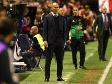 Les dix jokers de Zidane. EFE