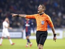 Le résultat du match Brest-Rennes homologué. EFE