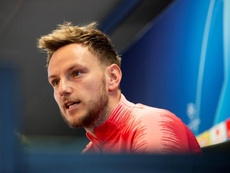 Rakitic nega os rumores que colocam na Inter. EFE