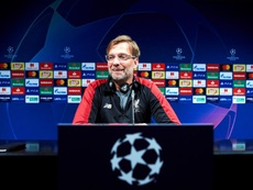 Klopp will be looking to break his curse against Spanish teams. AFP