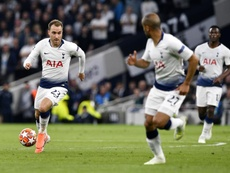 Eriksen is one of four players Inter and Juventus are looking to get on a free. EFE