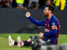 Messi lo gana todo a nivel personal. EFE