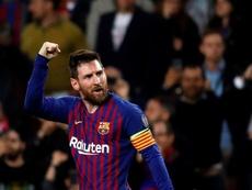 Messi estará de vuelta para el Gamper. EFE