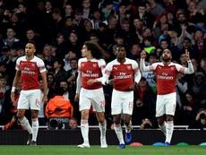 El Arsenal pone su punto de mira en el joven Antony Matheus. EFE