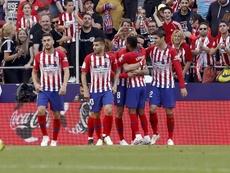 El coeficiente UEFA hace de oro al Atlético. EFE