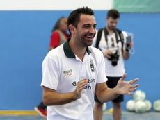 Xavi, o novo técnico do Al Sadd. EFE/Arquivo