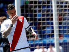 De Tomás rejoint Benfica. EFE