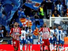 El Atlético arruinó un gran fin de semana. EFE