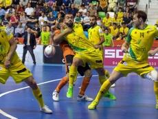Victoria del Jaén y a semifinales de Liga. EFE
