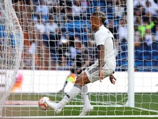 Mariano has no intention of leaving Real Madrid. EFE