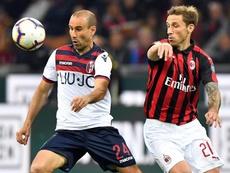 Le formazioni ufficiali di Bologna-Parma- EFE