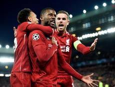Liverpool prêt à prolonger l'un des héros de la redmontada. EFE