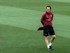 El Arsenal le dio un ultimátum a Emery. EFE