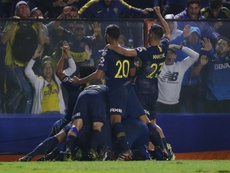 Boca-Tigre, final de la Copa de la Superliga. EFE/Archivo