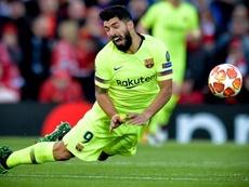 El Barcelona está sufriendo más de lo esperado con las lesiones. EFE