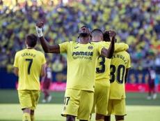 El Villarreal certificó la salvación ganando por la mínima al Eibar. EFE