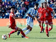 Juanfran est´en los planes del Valladolid. EFE
