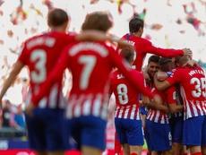 La temporada de los jugadores del Atlético, uno por uno. EFE
