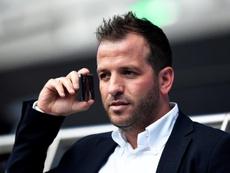 Van der Vaart conseille Ziyech à Tottenham. EFE/Archivo